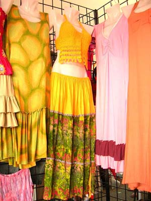 Beach wear clothing wholesale market supplies imported Summer fashion